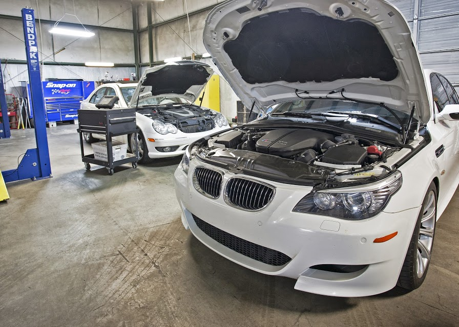 BMW Service Greensboro, NC