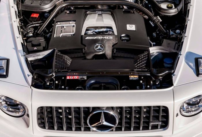 Mercedes-Benz Engine Cylinder Management