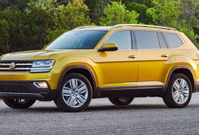 Volkswagen Atlas SUV