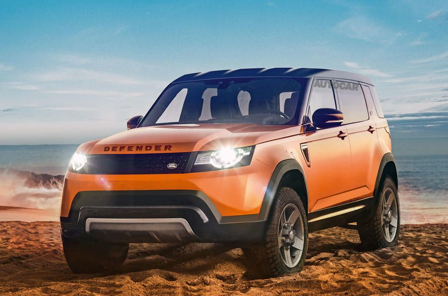 Land Rover Greensboro >> The Next Gen Land Rover Defender Coming In 2020 Eurobahn
