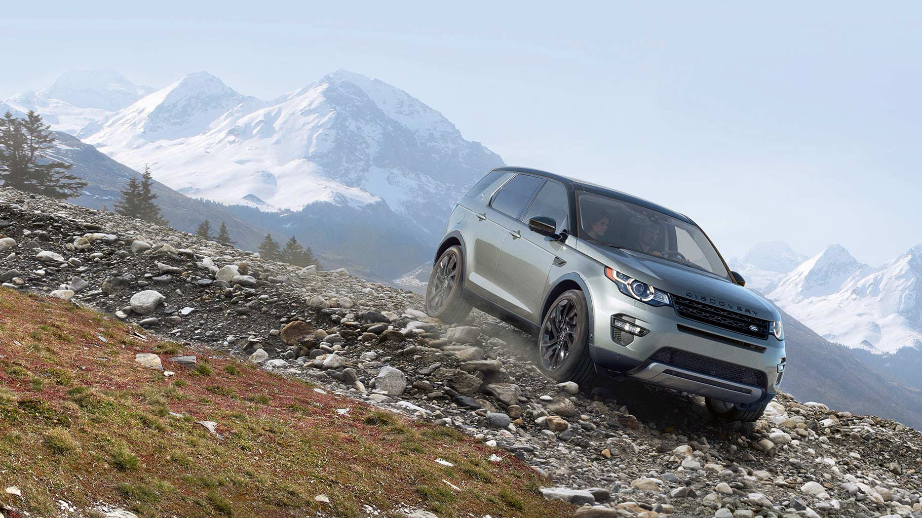 2019 Land Rover safety features