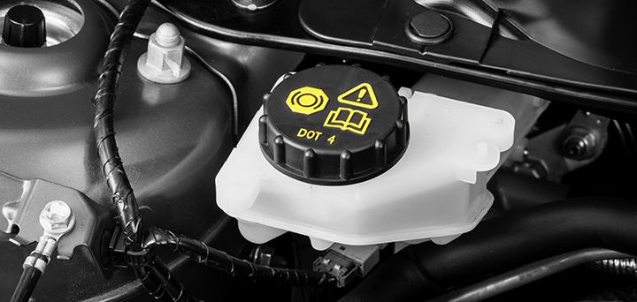 BMW Cars Brake Fluid