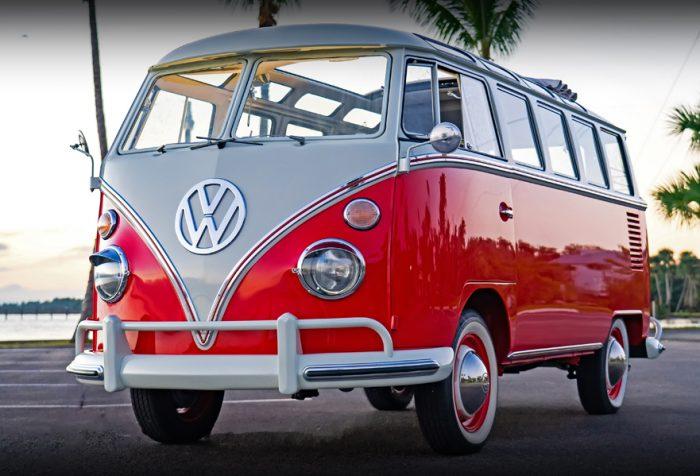 Volkswagen Car Paint Restoration Greensboro